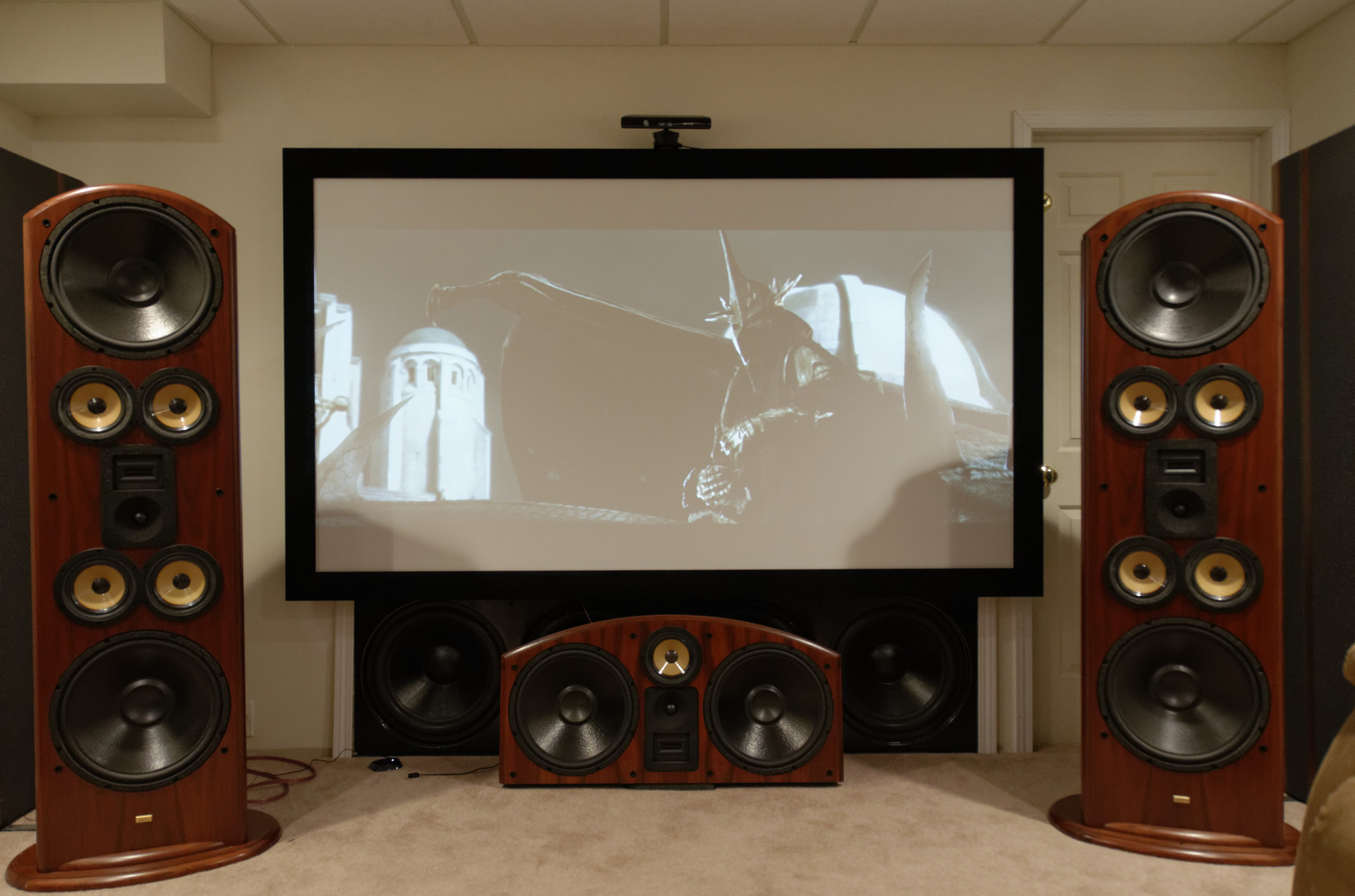 bdlitzer's Home Theater Gallery - Home Theater (18 photos)