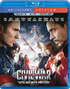 Captain America: Civil War 3D (Blu-ray)