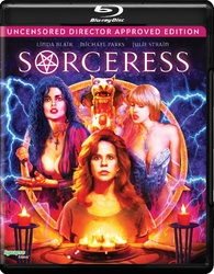 Sorceress (Blu-ray)