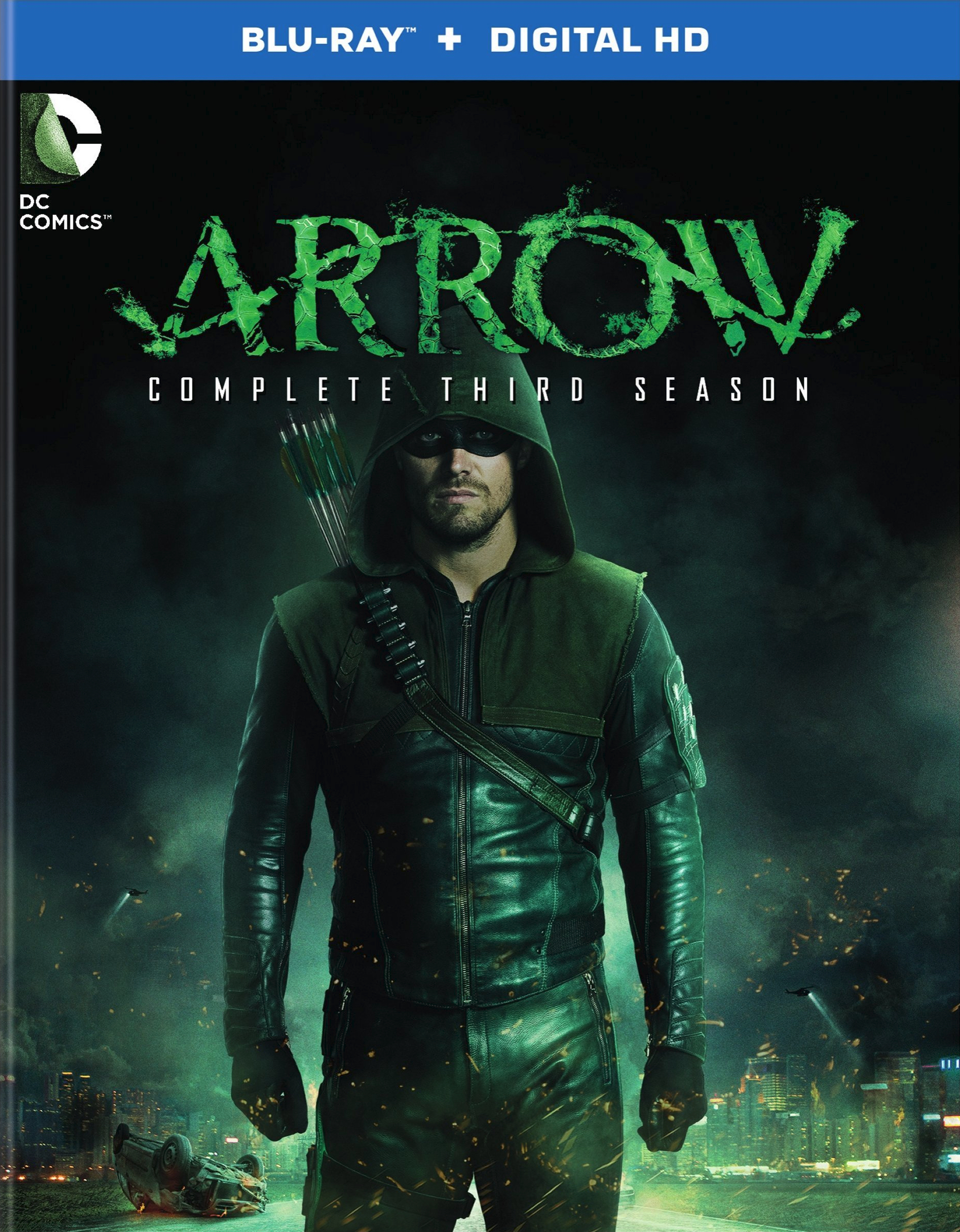 Arrow – 3ª Temporada – Remux 1080p Dual Áudio - Baixar Bluray