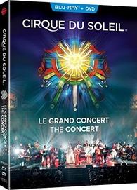 Cirque du Soleil: The Great Concert Blu-ray (Canada)