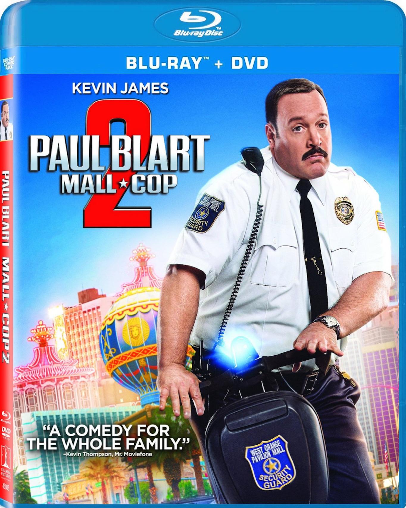paul blart mall cop 2 blu ray