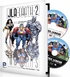 Justice League: Crisis on Two Earths / JLA Earth 2 Graphic Novel (Blu-ray)