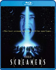 Screamers (Blu-ray) Temporary cover art
