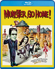 Munster, Go Home! (Blu-ray)