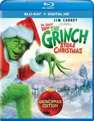 dr seuss how the grinch stole christmas blu ray - The Grinch Stole Christmas Full Movie