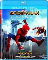 Spider-Man: Homecoming Blu-ray