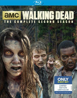 The Walking Dead The Complete Second Season Blu Ray Release