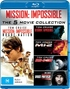 Mission: Impossible The 5-Movie Collection (Blu-ray)