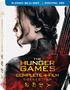 The Hunger Games: Complete 4-Film Collection (Blu-ray)