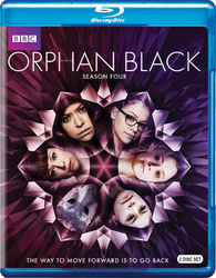 Orphan Black: Season Four (Blu-ray) Temporary cover art