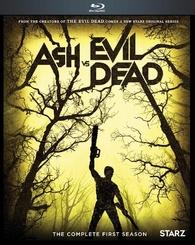 Ash vs. Evil Dead: The Complete First Season (Blu-ray)