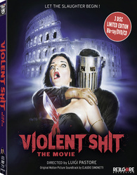Violent Shit - The Movie (Blu-ray)