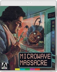 Microwave Massacre (Blu-ray) Temporary cover art