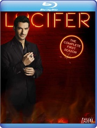 Lucifer: The Complete First Season (Blu-ray)