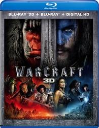 Warcraft 3D (Blu-ray)