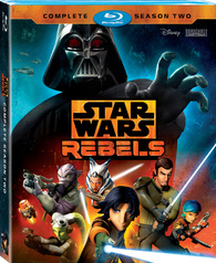 Star Wars Rebels: Complete Season Two (Blu-ray)
