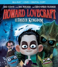 Howard Lovecraft and the Frozen Kingdom (Blu-ray)