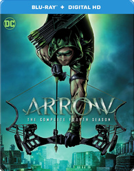 Arrow: The Complete Fourth Season (Blu-ray) Temporary cover art