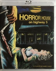 Horror House on Highway 5 (Blu-ray) Temporary cover art