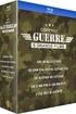 Coffret guerre - 5 grands films : Les bérêts verts + Quand les aigles attaquent + Le maître de guerre + De l'or pour les braves + Full Metal Jacket (Blu-ray)