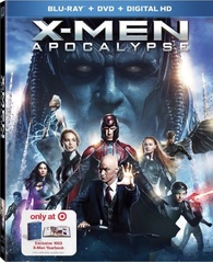 X-Men: Apocalypse (Blu-ray) Temporary cover art