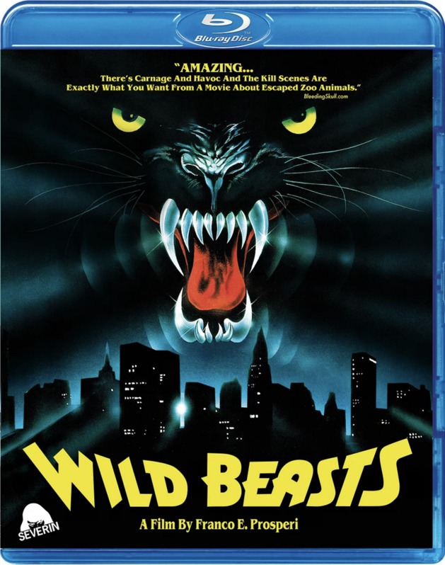 Upcoming Severin Films Blu-ray Releases