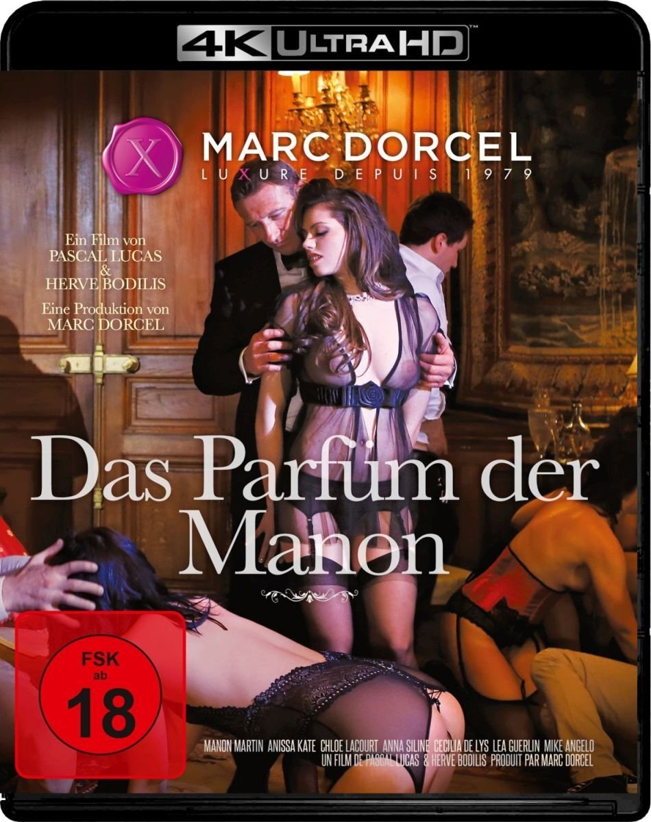 Das Parfüm Der Manon 4k Blu Ray Germany