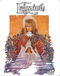 Labyrinth 4K (Blu-ray) Temporary cover art