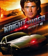 Knight Rider: The Complete Series Blu-ray