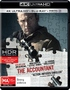 The Accountant 4K (Blu-ray)