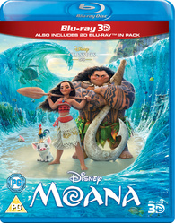 moana blu ray release date