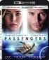 Passengers 4K + 3D (Blu-ray)