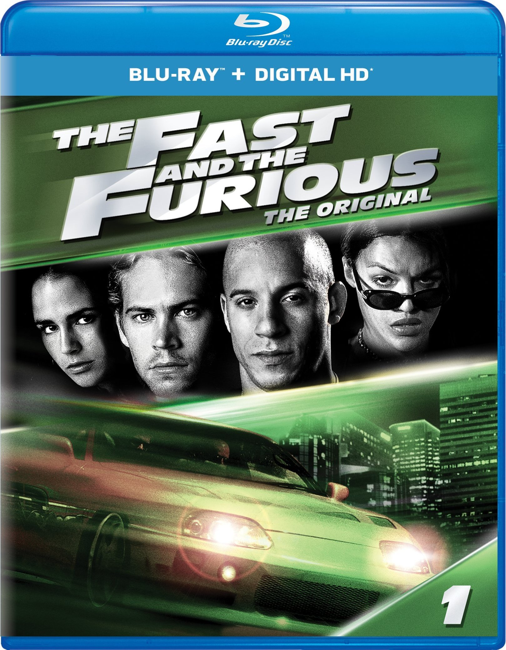 Bluray 1080p fast Furious Complete collection