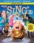Sing 3D (Blu-ray)