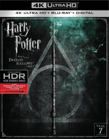 Harry Potter: 8-Film Collection 4K Blu-ray