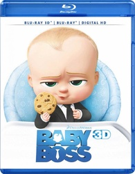 b729738bdf57a The Boss Baby 3D Blu-ray (France)