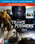 Transformers: The Last Knight 3D (Blu-ray)