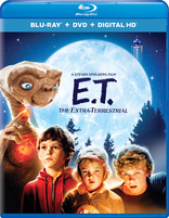 E T : The Extra-Terrestrial Blu-ray: Anniversary Edition