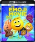 The Emoji Movie 4K (Blu-ray)