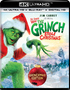 Dr. Seuss' How the Grinch Stole Christmas 4K (Blu-ray)