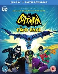 Batman Vs. Two Face (Blu-ray)