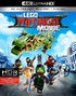 The LEGO Ninjago Movie 4K (Blu-ray)