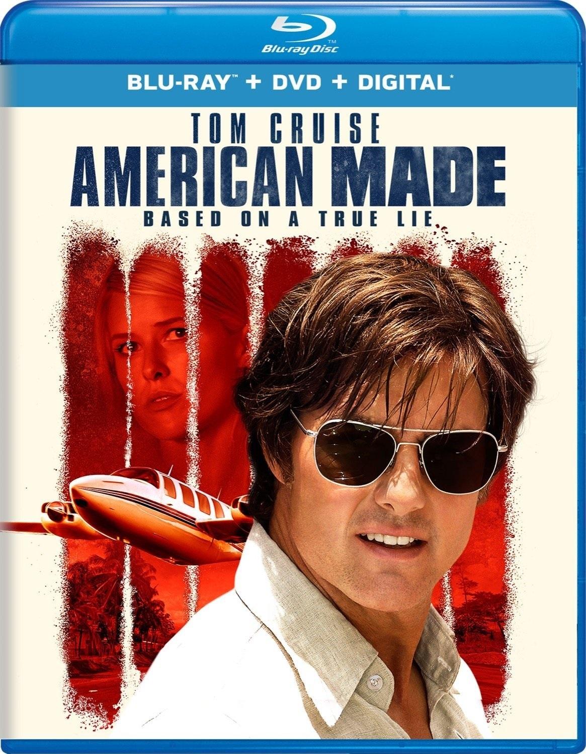 American Made 2017 1080p Blu-ray Remux AVC DTS-X – KRaLiMaRKo