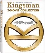 Kingsman: The Secret Service Blu-ray Release Date June 9
