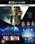 Coffret: Arrival + Passengers + Life 4K (Blu-ray)