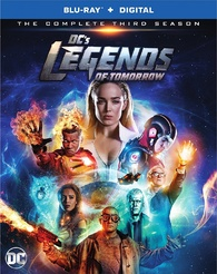 DC's Legends of Tomorrow: The Complete Third Season (Blu-ray)