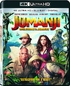 Jumanji: Welcome to the Jungle 4K (Blu-ray)