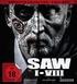 Saw I-VII + Jigsaw (Blu-ray)