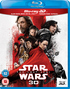 Star Wars: The Last Jedi 3D (Blu-ray)